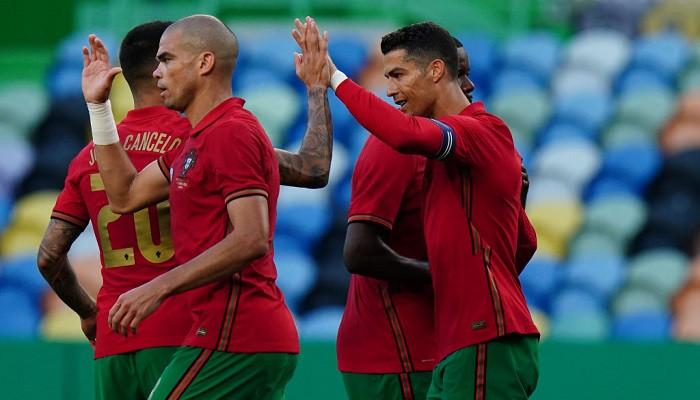 Португалия крупно обыграла Израиль в товарищеском матче