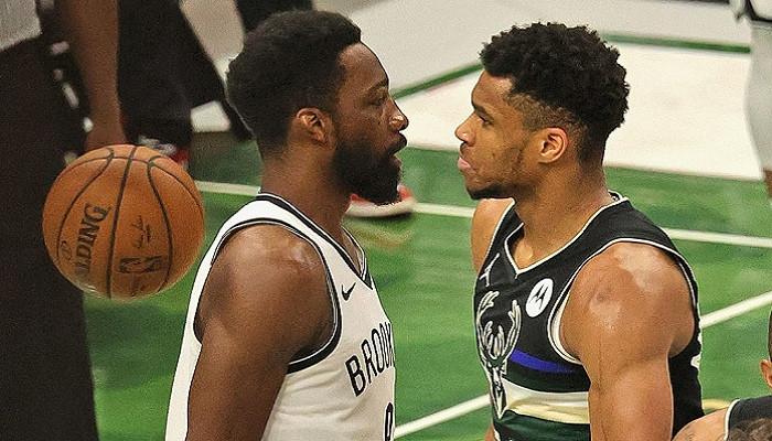 Бруклин проиграл Милуоки в шестом матче серии плей-офф НБА