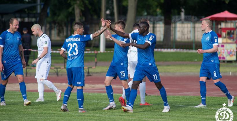 Халимончик, Шапко и Суша покидают минское Динамо до конца сезона