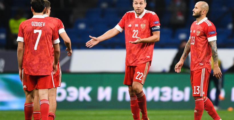 Россия минимально обыграла Болгарию в товарищеском матче