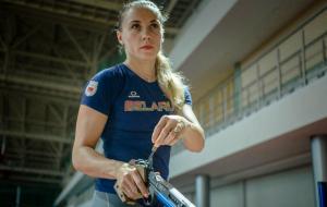 Анастасия Прокопенко стала чемпионкой мира по современному пятиборью