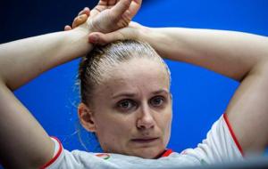 Тарасова: «Видимо, нам не хватило времени восстановиться»