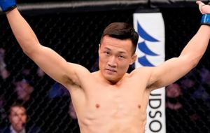 Чан Сон Юнг справился с Дэном Иге на UFC on ESPN 25