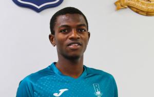 Умар Алию: «Все мое свободное время занимает футбол. Только футбол, это моя жизнь» (видео)