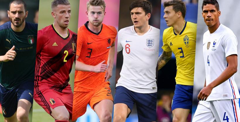 ЕВРО 2020: «ты не пройдешь»! Лучшие защитники Евро: кто они?