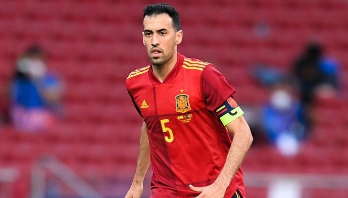 Бускетс вылечился от коронавируса и сегодня присоединится к сборной Испании