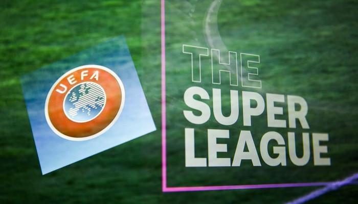 УЕФА приостановил дело в отношении Барселоны, Реала и Ювентуса из-за Суперлиги