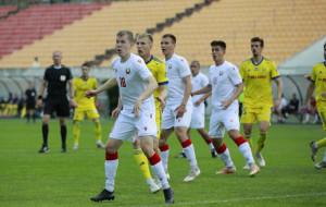 В эфире: молодежная сборная Беларуси (видео)