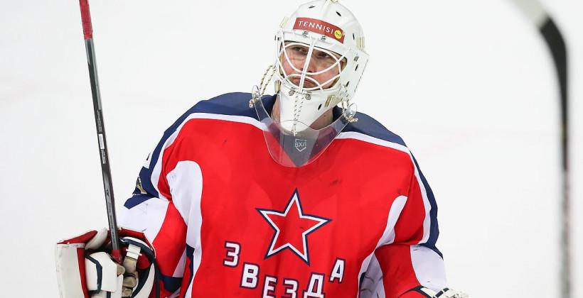Российский голкипер Александр Самойлов перешел в Металлург