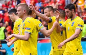 Украина не без труда обыграла Северную Македонию на Евро-2020