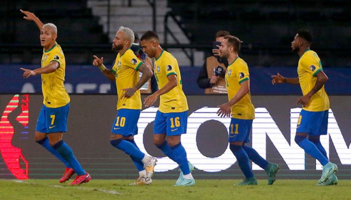 Бразилия минимально обыграла Чили, Аргентина разобралась с Венесуэлой и другие результаты отбора на ЧМ-2022