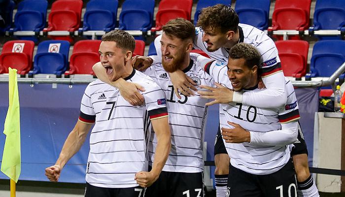 Германия стала чемпионом Европы в возрасте до 21 года