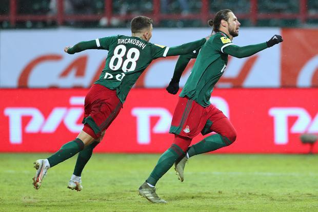Лисакович начнет матч с тульским Арсеналом в запасе Локомотива