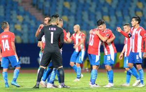 Обзор матча Парагвай — Боливия (видео)