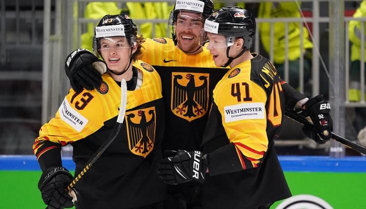 Сборная Германии в серии буллитов одолела Швейцарию и пробилась в полуфинал ЧМ-2021