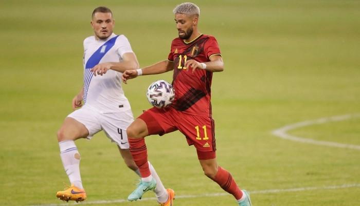Бельгия разошлась миром с Грецией в товарищеском матче