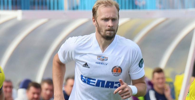 Максим Бордачёв вернулся в состав борисовского БАТЭ