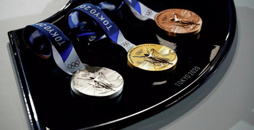 Олимпиада-2020: медальный зачёт за 1 августа