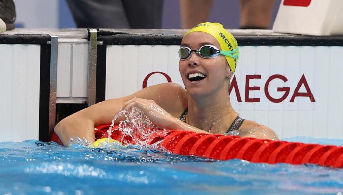 Маккеон, Скунмакер, Рылов и Шунь выиграли золотые медали на Олимпиаде по плаванию