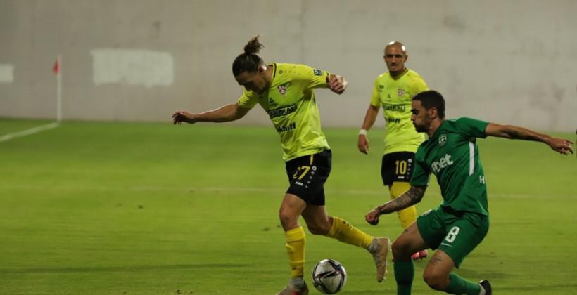 Шахтер уступил Лудогорцу в ответном матче и вылетел из Лиги чемпионов