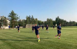 Брестское Динамо в Армении (видео)