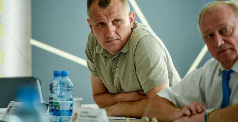 Сергей Сушко: «Мы смотрим немного в будущее, чтобы быть спокойным за национальную сборную»