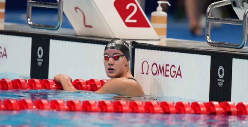 Анастасия Шкурдай: «Давно уже освоилась и готова плыть рядом с именитыми атлетами»