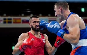 Владислав Смягликов проиграл Дэвиду Ньику в четвертьфинале Олимпиады