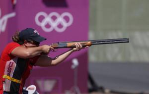 Инглиш стала победительницей Олимпийских игр по стендовой стрельбе