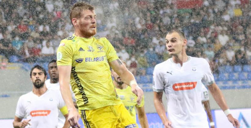 Бордачев, Умаров и Сигневич — в стартовом составе БАТЭ на матч против Динамо Батуми в ЛК