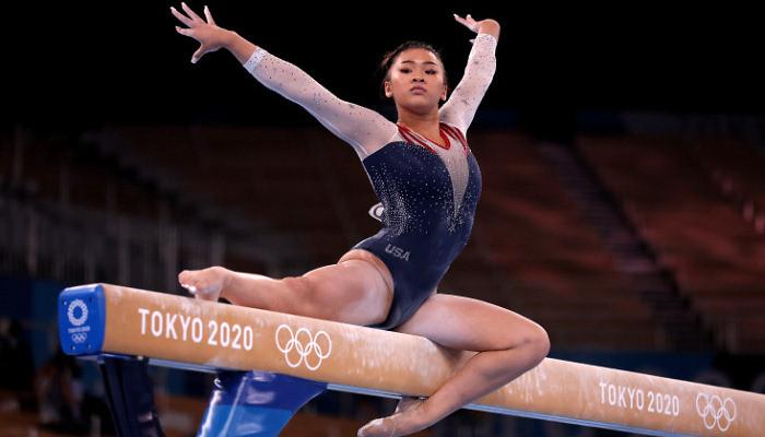 Американка Ли выиграла женское многоборье на Олимпиаде