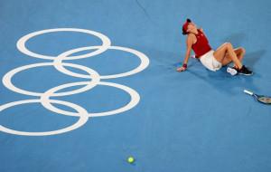 Обзор матча Бенчич — Вондроушова в финале Олимпиады (видео)