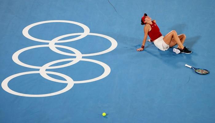 Белинда Бенчич выиграла золото олимпийского теннисного турнира в одиночном разряде