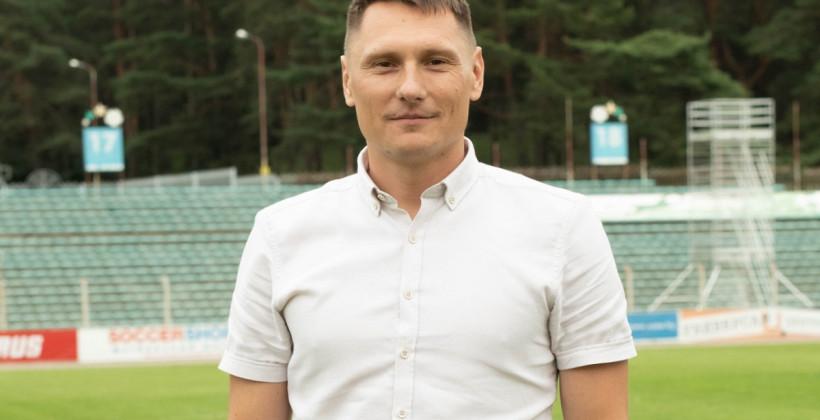 Андрей Василевич назначен председателем ФК Минск