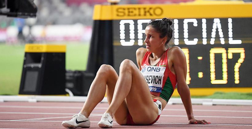 Борисевич не примет участие на Олимпиаде в Токио
