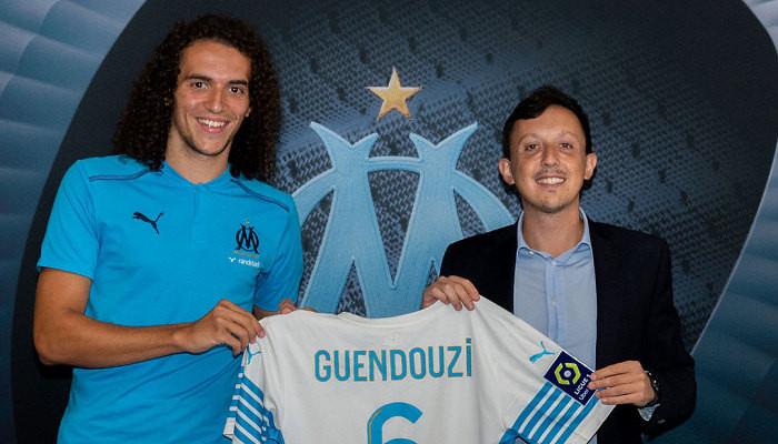 Гендузи на правах аренды перешел из Арсенала в Марсель
