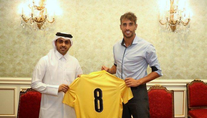 СК Катар официально представил Хави Мартинеса
