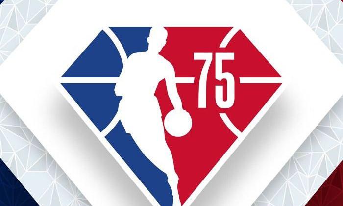 НБА продемонстрировала новый логотип в честь 75-летния