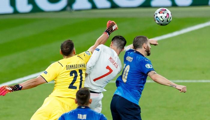 Италия в серии пенальти обыграла Испанию и вышла в финал Евро-2020