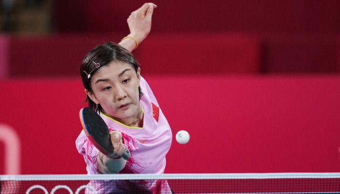 Чэнь Мэн стала победительницей олимпийского турнира по настольному теннису