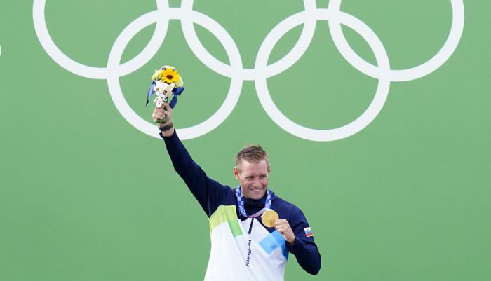 Савшек стал Олимпийским чемпионом в гребном слаломе на каноэ