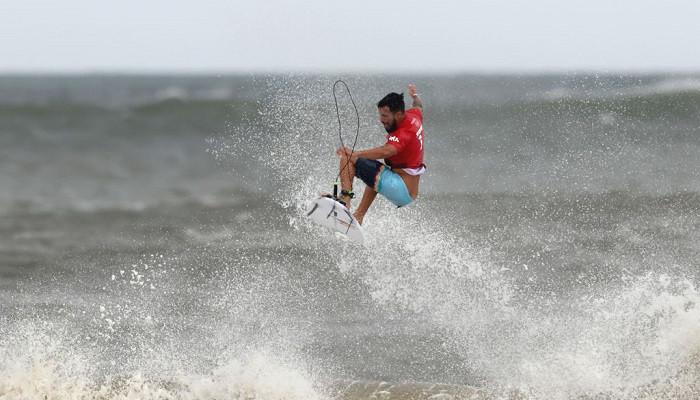 Стали известны первые в истории Олимпийские чемпионы по сёрфингу