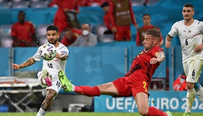 Италия справилась с Бельгией и вышла в полуфинал Евро-2020