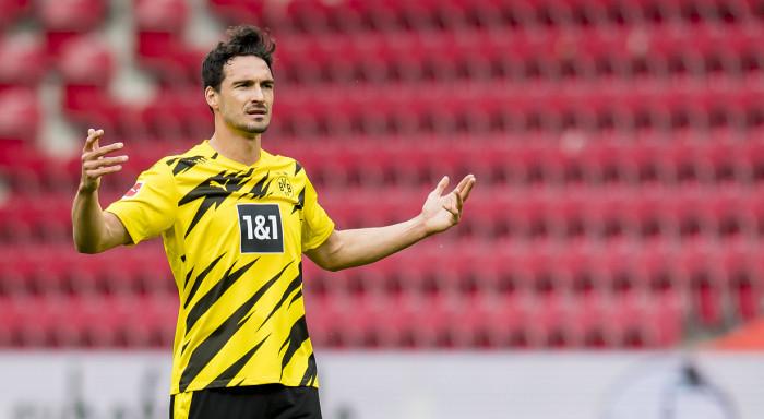 Матс Хуммельс может остаться в дортмундской Боруссии как минимум на два года
