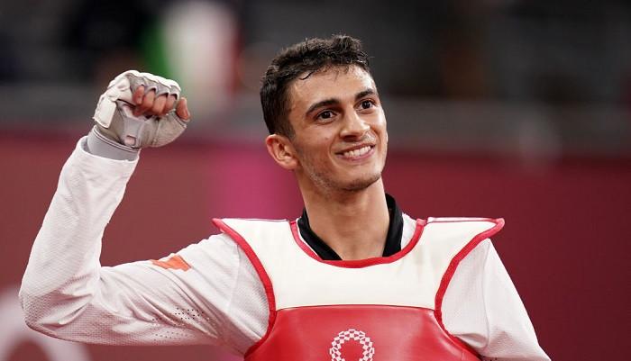 Вито Деллаквила стал лучшим на Олимпийских соревнованиях по тхэквондо