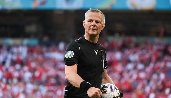 Куйперс обслужит матч Италии и Англии в финале Евро-2020