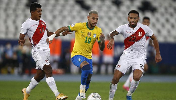 Бразилия минимально обыграла Перу и вышла в финал Копа Америка