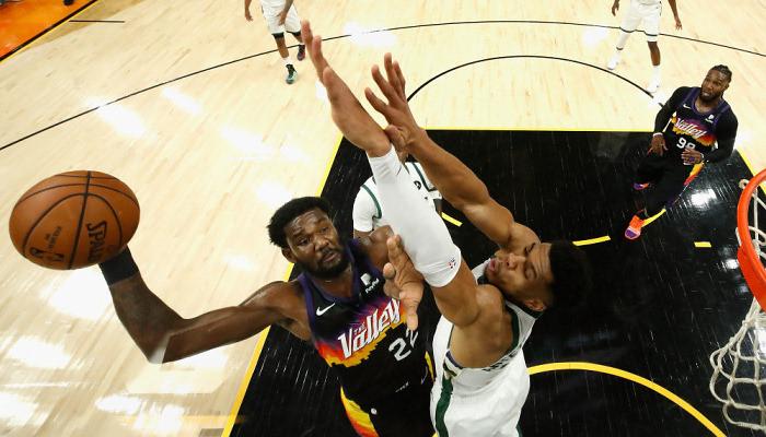 Финикс вновь оказался сильнее Милуоки в финале НБА
