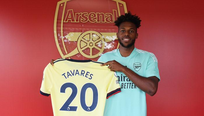 Нуну Тавареш официально перешёл в Арсенал