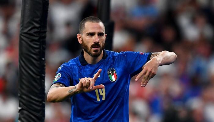 Леонардо Бонуччи забил самый взрослый гол в финале чемпионата Европы